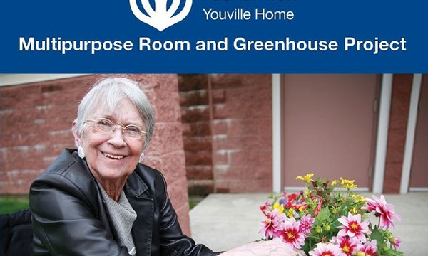 {Youville Home Greenhouse Project}